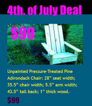 Adirondack-chair-sale