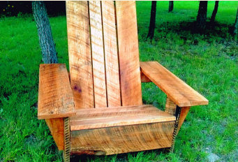 Adirondack chairs clarksville nashville brentwood for Outdoor furniture 77386